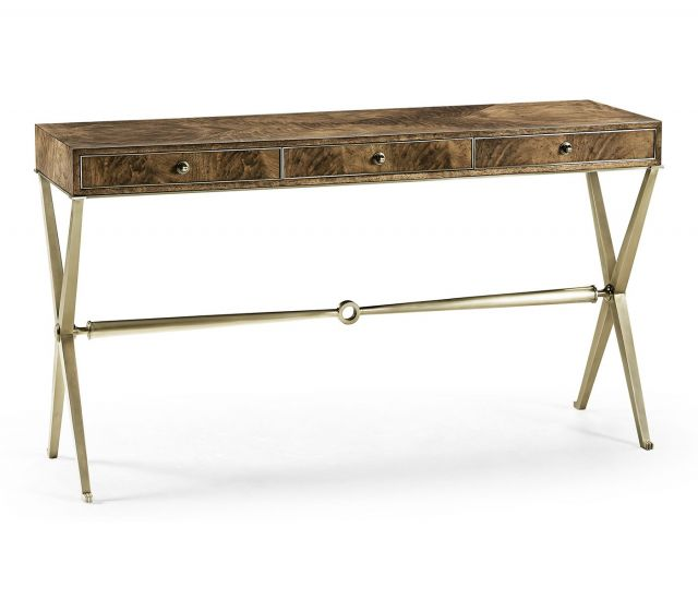 Jonathan Charles Catalonia 3 Drawer Console Table