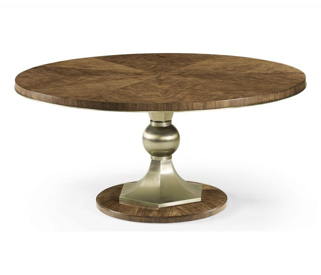 Jonathan Charles Catalonia Walnut Veneer Dining Table
