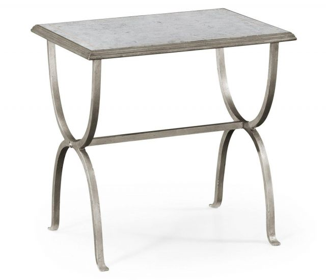 Jonathan Charles Side Table Horseshoe