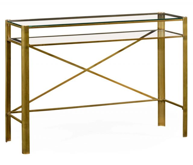 Jonathan Charles Console Table French 1920s