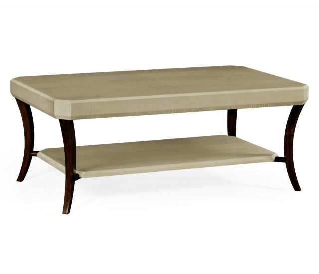 Jonathan Charles Coffee Table Art Deco