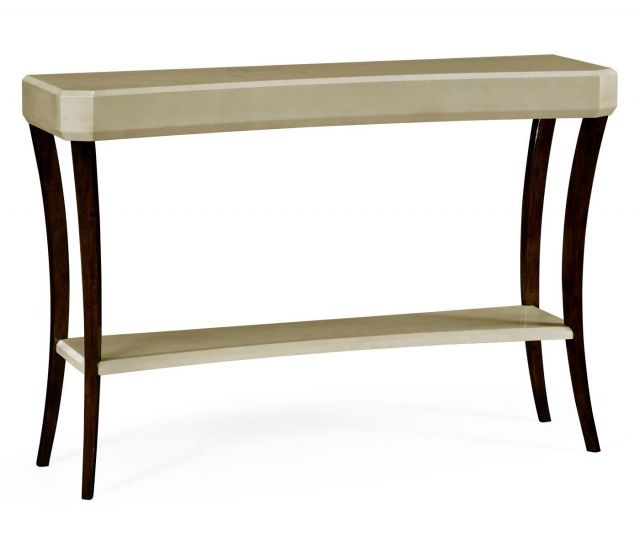 Jonathan Charles Console Table Art Deco