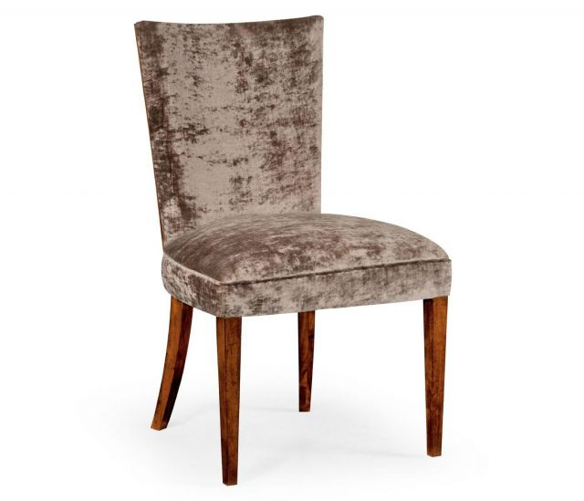 Jonathan Charles Dining Chair Biedermeier in Mahogany