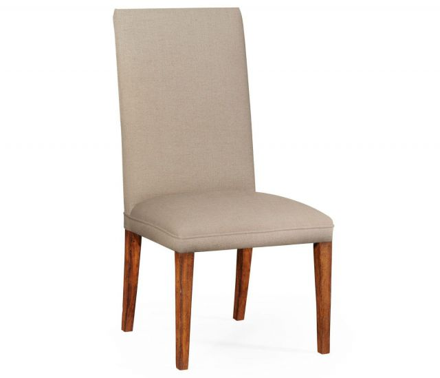 Jonathan Charles Dining Chair High Back Walnut