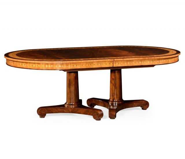 Jonathan Charles Dining Table Bakewell