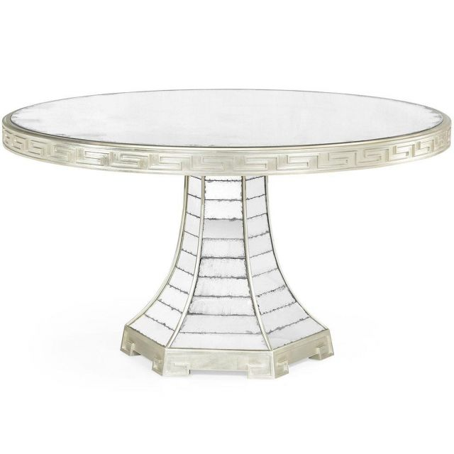 Jonathan Charles Round Dining Table Mirror