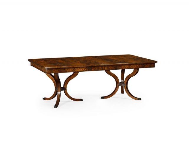 Jonathan Charles Extending Dining Table Sheraton