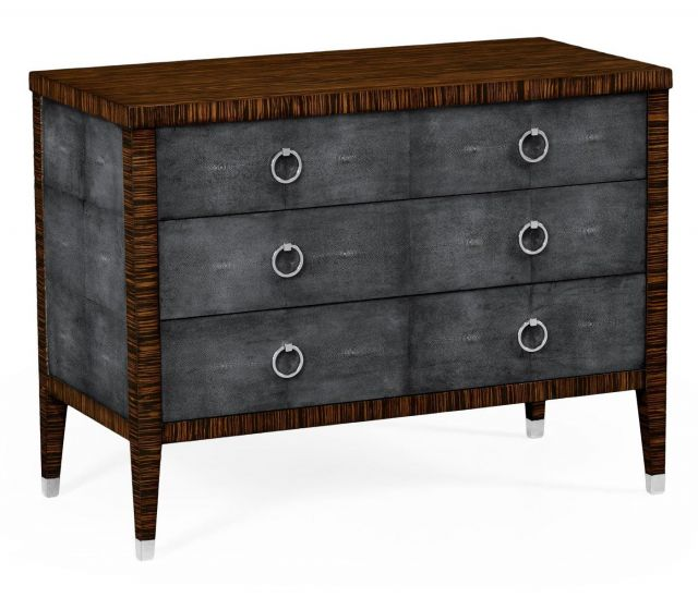 Jonathan Charles Chest of Drawers Shagreen