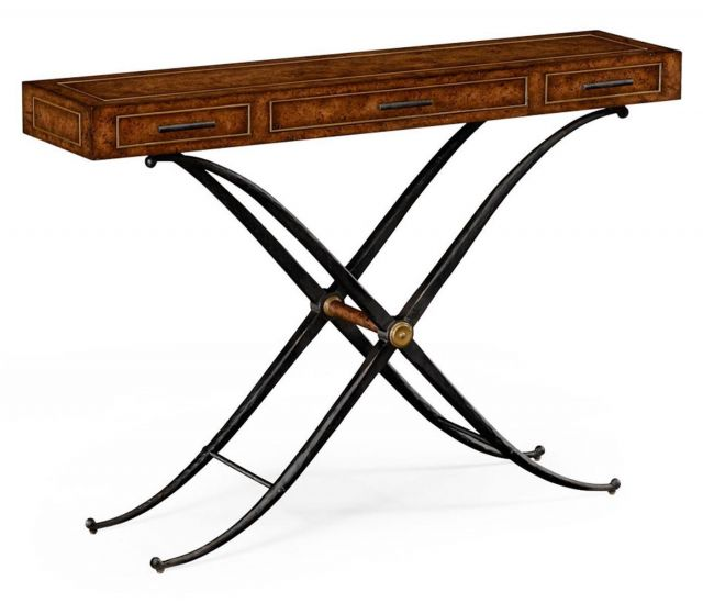Jonathan Charles Console Table Industrial