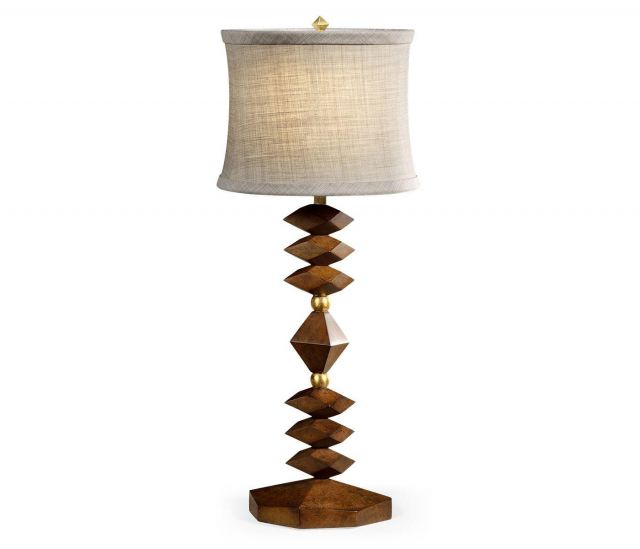 Jonathan Charles Table Lamp Trigon