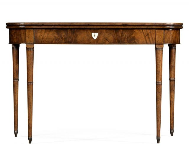 Jonathan Charles Lift-Top Console Table Sheraton
