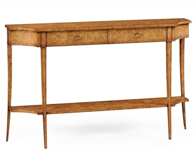 Jonathan Charles Large Console Table Biedermeier