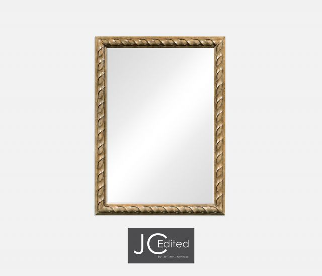 Jonathan Charles Wall Mirror English