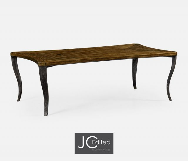 Jonathan Charles Curved Coffee Table Daniella