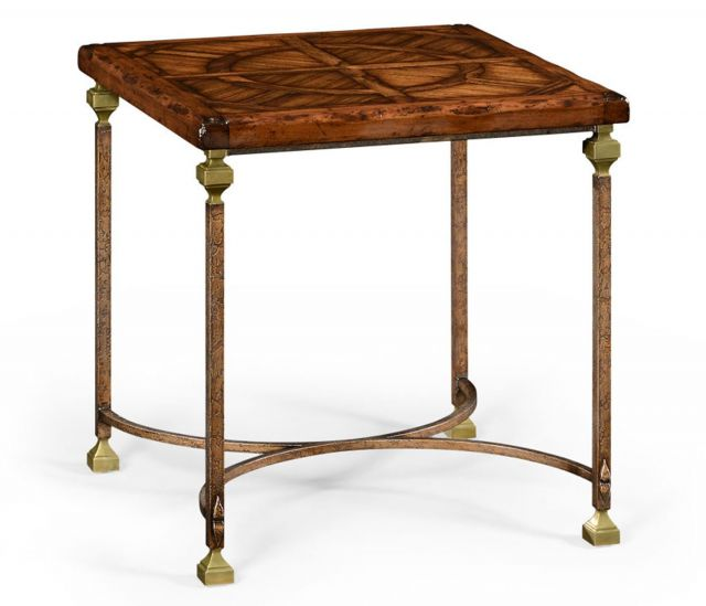 Jonathan Charles Side Table Argentine