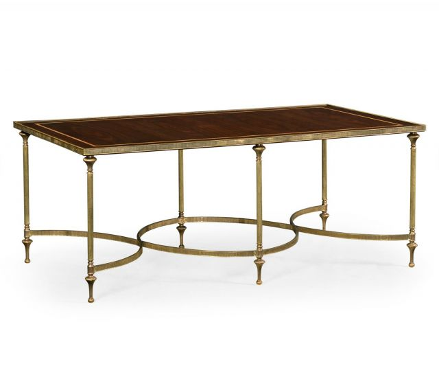 Jonathan Charles Coffee Table Dark Santos