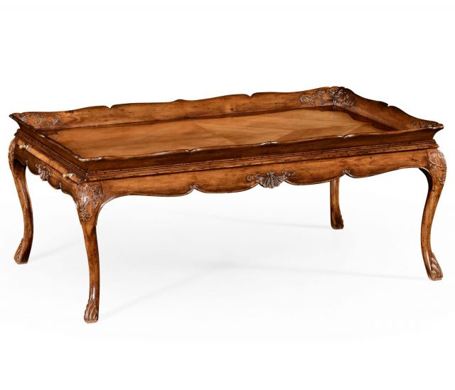 Jonathan Charles Coffee Table Louis XV