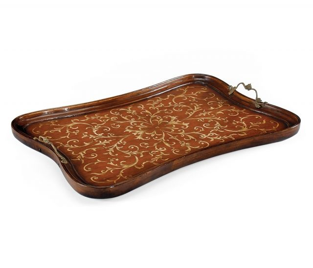 Jonathan Charles Serving Tray 18th Century
