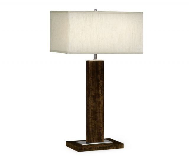 Jonathan Charles Rectangular Table Lamp London