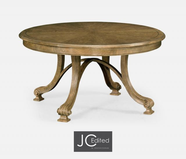 Jonathan Charles Round Dining Table English