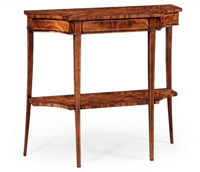 Jonathan Charles Small Console Table Biedermeier