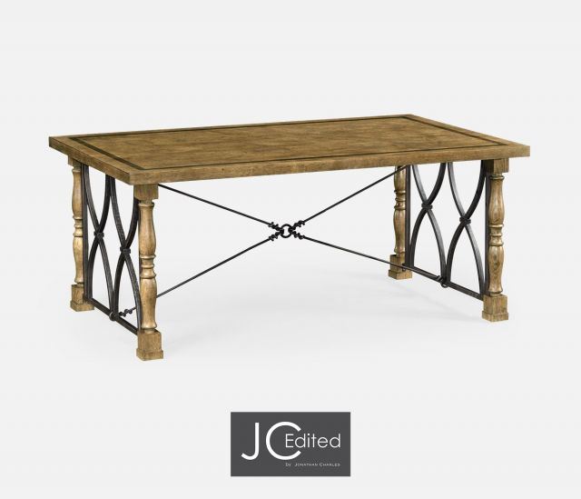 Jonathan Charles Small Coffee Table English