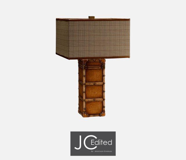 Jonathan Charles Table Lamp Travel
