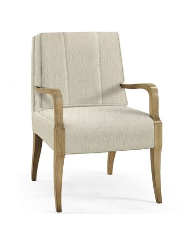 Cambrio Dining Armchair | Jonathan Charles Furniture