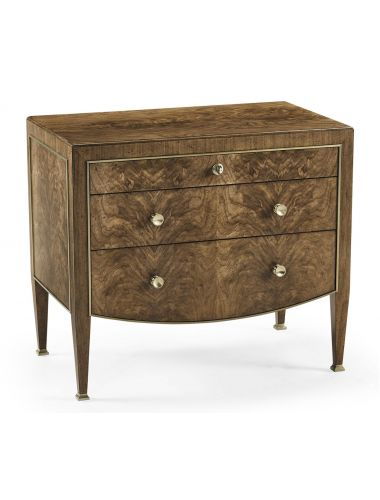 Barcelona Catalonia Bedside Chest | Jonathan Charles Furniture