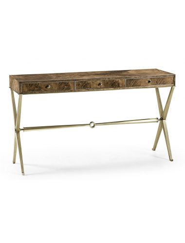 Barcelona Catalonia 3 Drawer Console Table | Jonathan Charles