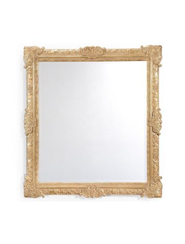 Versailles Wall Mirror Grisaille | Jonathan Charles Furniture