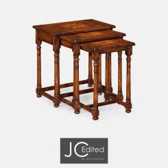Jonathan Charles Nest of Tables Rural