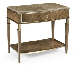 Jonathan Charles Catalonia Bedside Table with Drawer