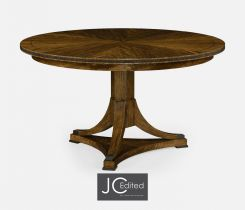Jonathan Charles Round Dining Table Caledonian