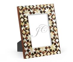 Jonathan Charles Picture Frame Mosaic Portrait 5x7