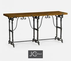 Jonathan Charles Extendable Dining Table Caledonian