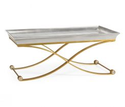 Jonathan Charles Tray Style Coffee Table Eglomise