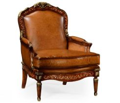 Jonathan Charles Armchair Mother of Pearl
