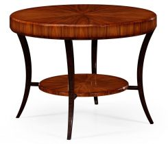 "Jonathan Charles Centre Table 40"" Art Deco"