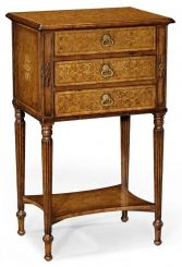 Jonathan Charles Bedside Chest 18th Century