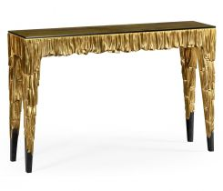Jonathan Charles Console Table Candle Wax