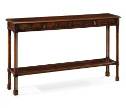 Jonathan Charles Console Table Chippendale Gothic - Medium