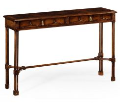 Jonathan Charles Console Table Chippendale Gothic - Small