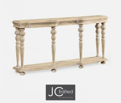 Jonathan Charles Console Table Eclectic
