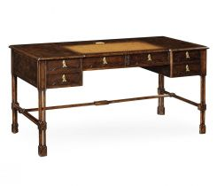 Jonathan Charles Desk Chippendale Gothic