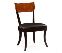 Jonathan Charles Dining Chair Satin Rosewood