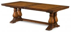 Jonathan Charles Extending Refectory Dining Table Rural
