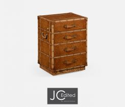 Jonathan Charles Filing Cabinet Travel Trunk Wellington