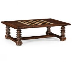 Jonathan Charles Games Table Cottage