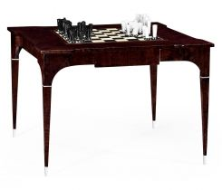 Jonathan Charles Games Table with Drawer London